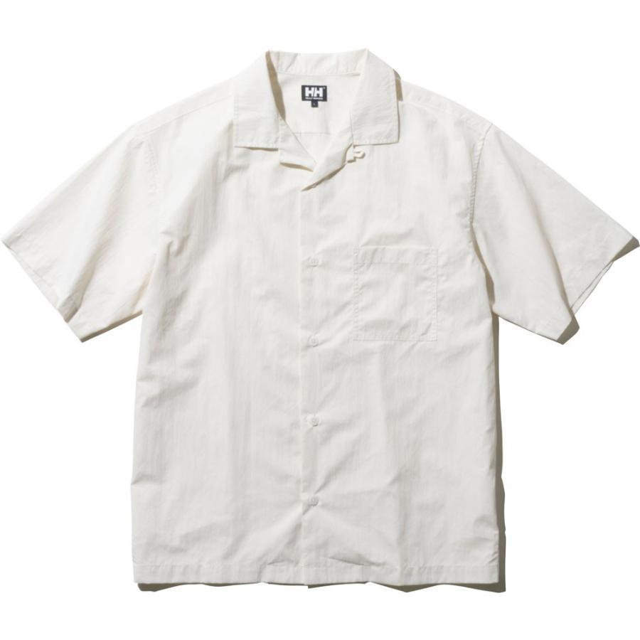 HELLY HANSEN(ヘリーハンセン) フークシャツ(メンズ) Huk Shirts HH41911 (W)ホワイト