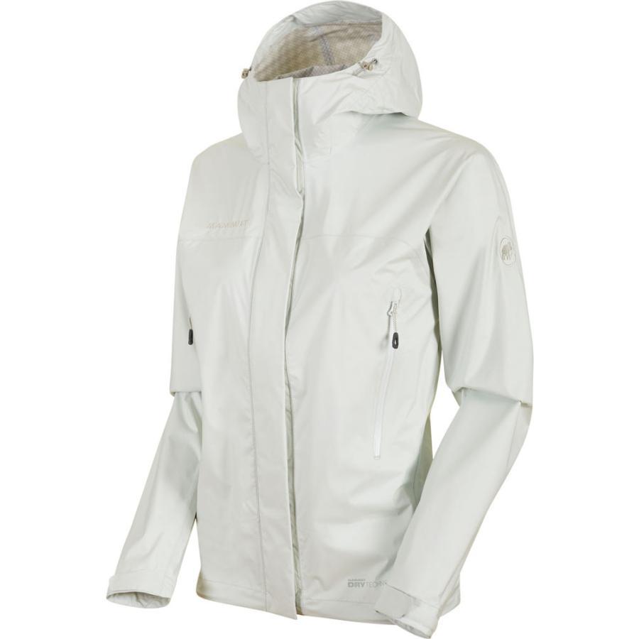 MAMMUT(マムート) MICROLAYER Jacket AF Women 1010−25352 101025352 dark 白い