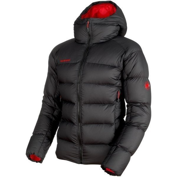 MAMMUT(マムート) Meron IN Hooded Jacket AF Men 1013−00740 101300740 黒−magma
