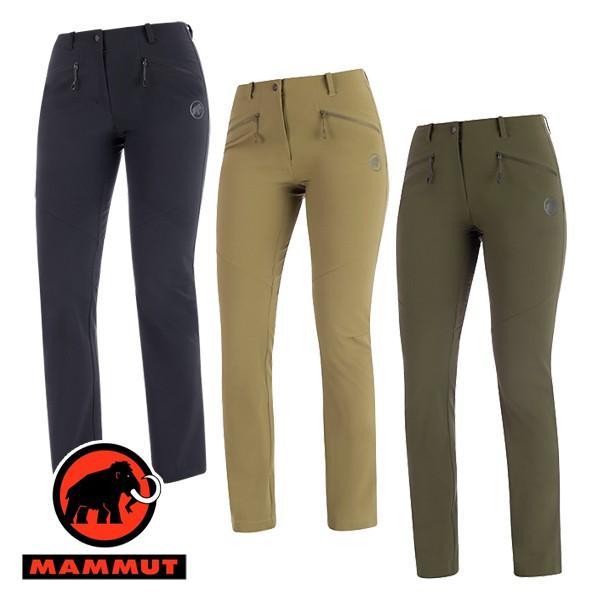 マムート(MAMMUT) Trekkers 2.0 Pants AF Women (レディース/パンツ) 1021-00420