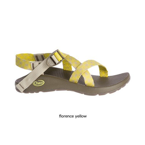 CHACO 【W's Z1 CLASSIC】 チャコ Z/1 クラシック 女性用 FLORENCE YELLOW