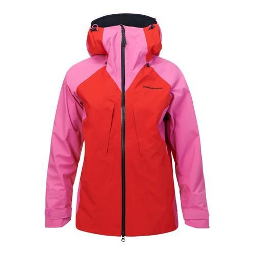 【超特価SALE開催!】 PEAK【W PERFORMANCE【W Teton Jacket 2018-19】 Vibrant Pink Black 2018-19】 ピークパフォーマンス W ティトンジャケット[レディス] Black, Bid Land:36b68232 --- airmodconsu.dominiotemporario.com