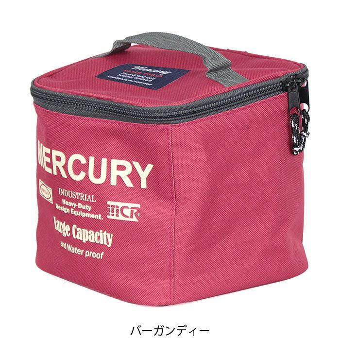 スパイスボックス キャンプ スパイスバッグ マーキュリー パーテーションバッグ 調味料入れ スパイス入れ ランチバッグ アウトドア バニティーポーチ MERCURY|lodi|11