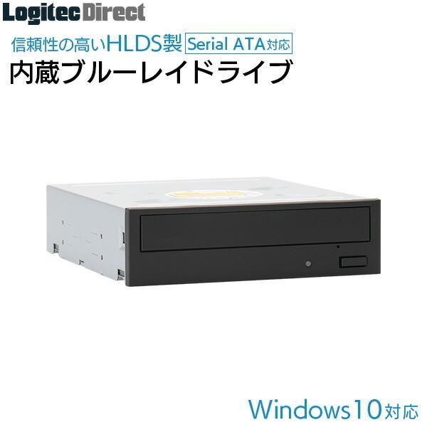 入荷予定 内蔵 ブルーレイドライブ ロジテック HLDS製 8so LBD-BH16NS58BK 1年保証付き 公式店限定商品 美品