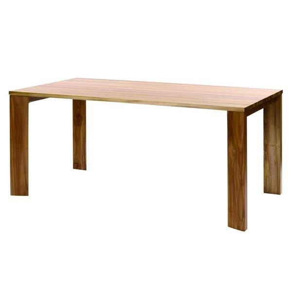 【開梱設置サービス付き】 IDENTITY IDENTITY チーク製 ダイニング テーブル T336WXkim-t336wx テーブル 食卓