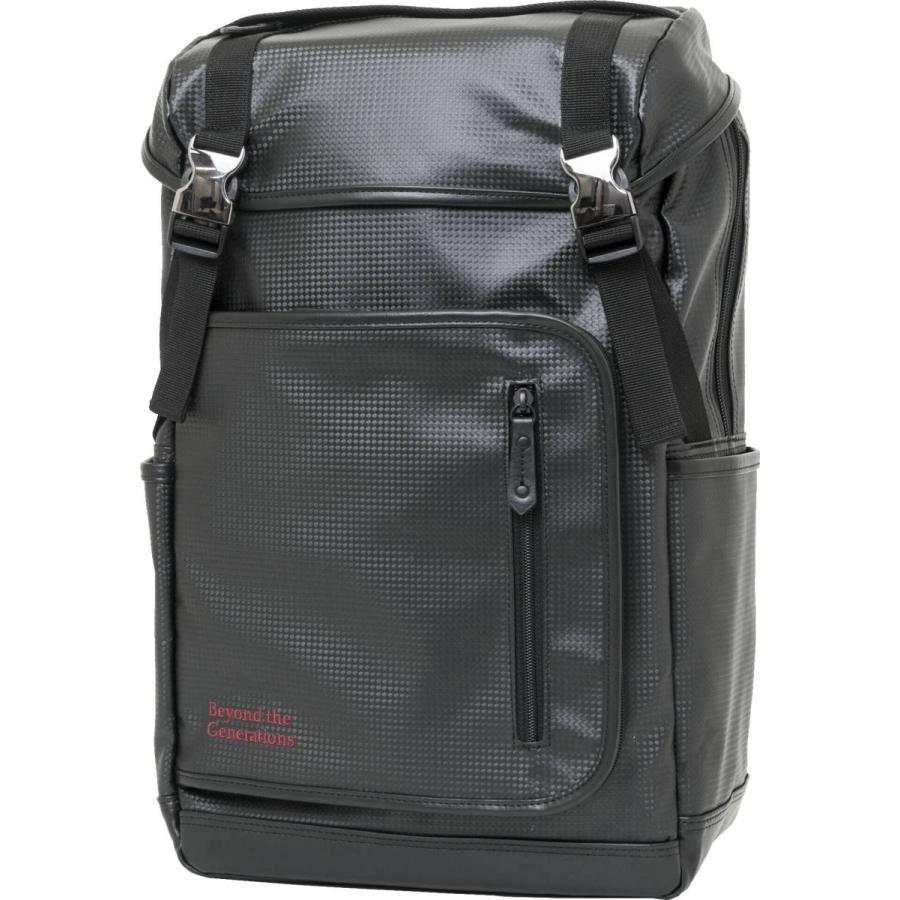 スモールオフィスポケット デイパック カーボン素材 BG-11081 ON OFF兼用スタイル リュック 男女兼用 通勤 通学|lojel-japan|10