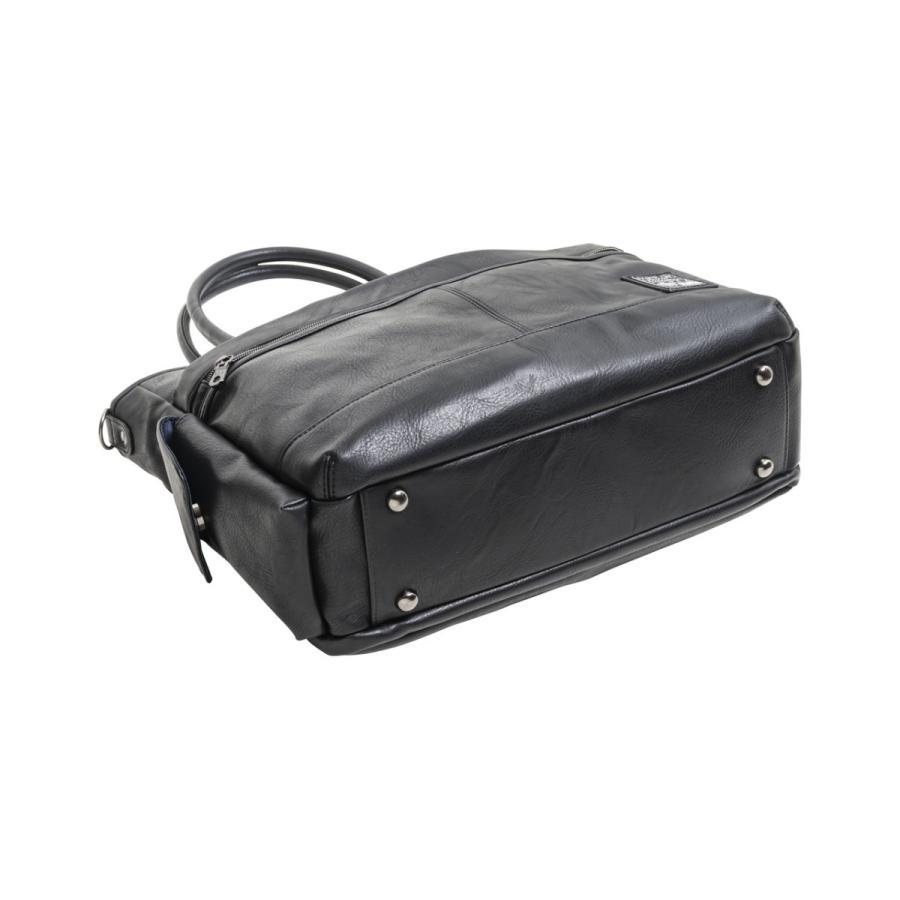 トートバッグ メンズ  トート ビジネストート 鞄 おしゃれ 人気 通勤 通学 自立 ELA-13053|lojel-japan|07