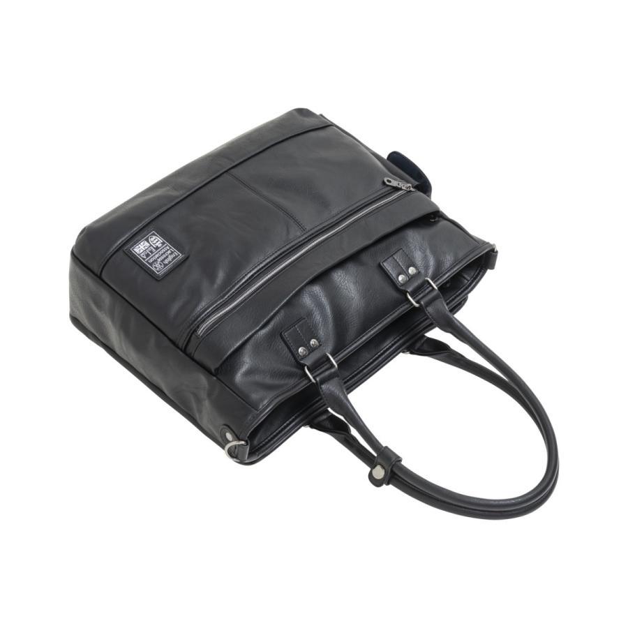 トートバッグ メンズ  トート ビジネストート 鞄 おしゃれ 人気 通勤 通学 自立 ELA-13053|lojel-japan|14