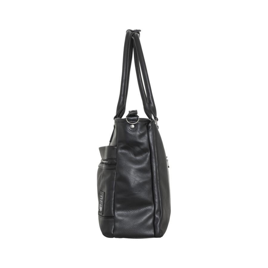 トートバッグ メンズ  トート ビジネストート 鞄 おしゃれ 人気 通勤 通学 自立 ELA-13053|lojel-japan|02