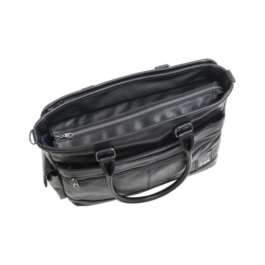 トートバッグ メンズ  トート ビジネストート 鞄 おしゃれ 人気 通勤 通学 自立 ELA-13053|lojel-japan|05