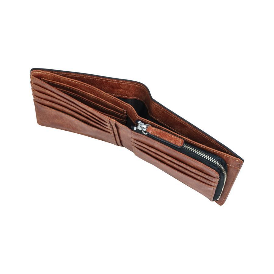 財布 二つ折り メンズ Lファスナー札入れ プレゼント 父の日 ギフト lojel-japan 05