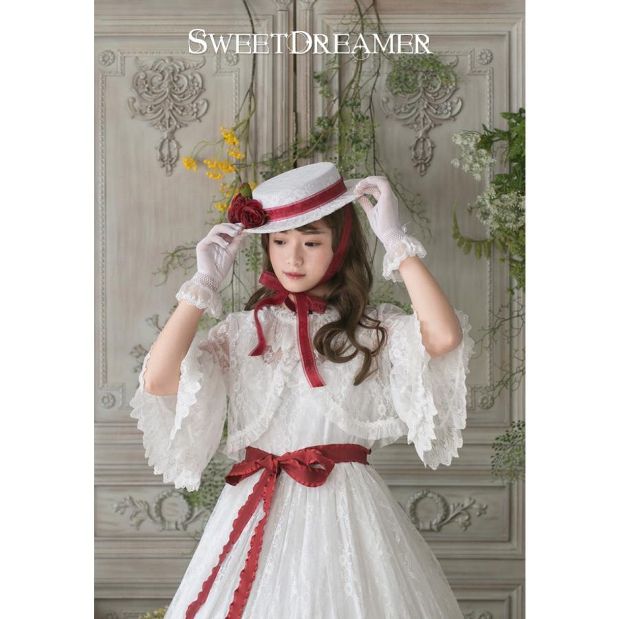 お歳暮 ロリータ Sweet Dreamer Vintage French純白 レースボレロ ボレロのみ 白ロリ 姫ロリ ゴスロリ カーデ, 木城町 46fe9f01