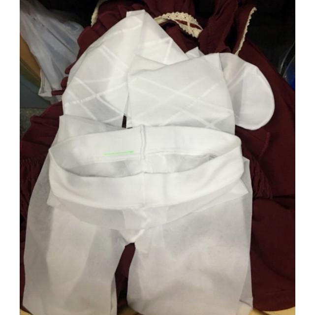 タイツ ストッキング レディース ファッション小物 靴下 ロリータ ロリィタ ホワイトソックス|londonbridge|10