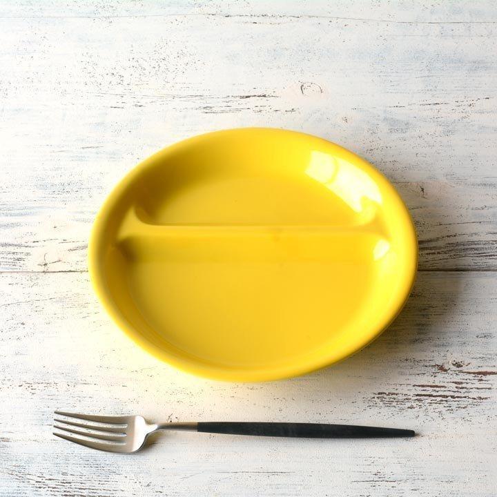 ランチプレート 丸 21cm 全9color  取り皿 おしゃれ お皿 皿 食器 プレート 陶器 美濃焼 可愛い 北欧 日本製 おうちごはん long-greenlabel 12