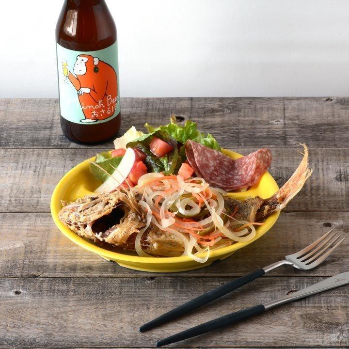 ランチプレート 丸 21cm 全9color  取り皿 おしゃれ お皿 皿 食器 プレート 陶器 美濃焼 可愛い 北欧 日本製 おうちごはん long-greenlabel 16