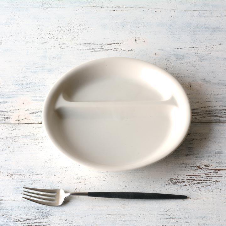 ランチプレート 丸 21cm 全9color  取り皿 おしゃれ お皿 皿 食器 プレート 陶器 美濃焼 可愛い 北欧 日本製 おうちごはん long-greenlabel 04