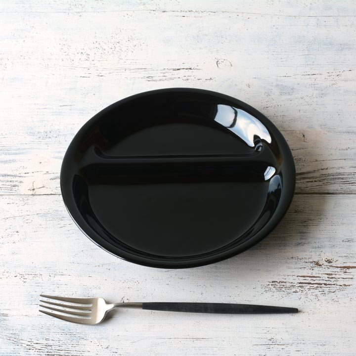 ランチプレート 丸 21cm 全9color  取り皿 おしゃれ お皿 皿 食器 プレート 陶器 美濃焼 可愛い 北欧 日本製 おうちごはん long-greenlabel 05