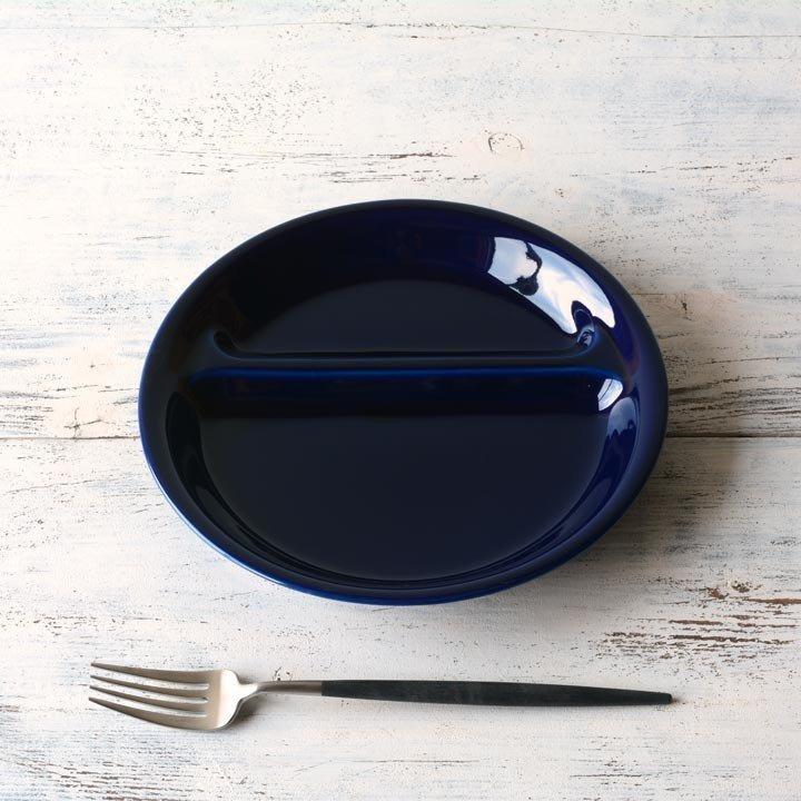 ランチプレート 丸 21cm 全9color  取り皿 おしゃれ お皿 皿 食器 プレート 陶器 美濃焼 可愛い 北欧 日本製 おうちごはん long-greenlabel 08