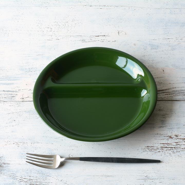 ランチプレート 丸 21cm 全9color  取り皿 おしゃれ お皿 皿 食器 プレート 陶器 美濃焼 可愛い 北欧 日本製 おうちごはん long-greenlabel 10