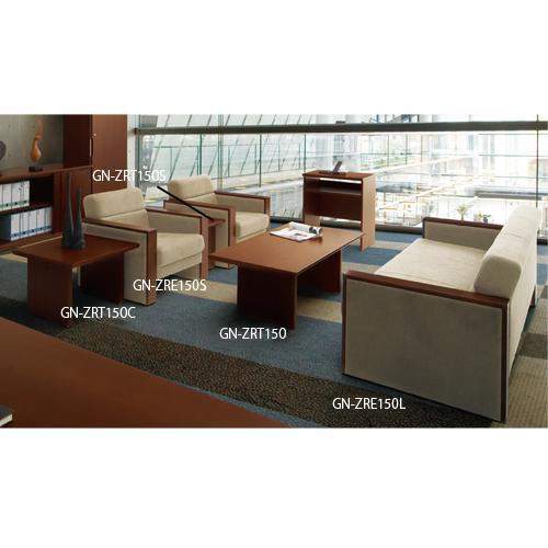 コーナーテーブル サイドテーブル 電話台 ZRT150C
