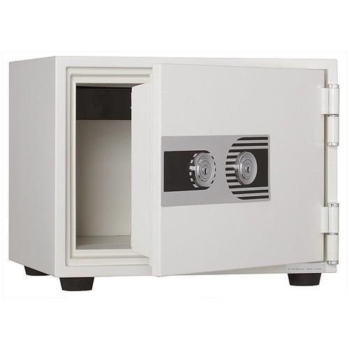 【法人限定】 【法人限定】 耐火金庫 2キータイプ 17L A4サイズ 家庭 PHDI-30W