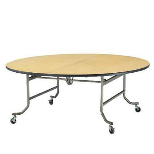 レセプションテーブル 円型 丸型 丸型 サークル テーブル リビングテーブル 食堂 宴会 ホテル 机 作業台 大型テーブル ダイニングテーブル 会議テーブル FRN-200R