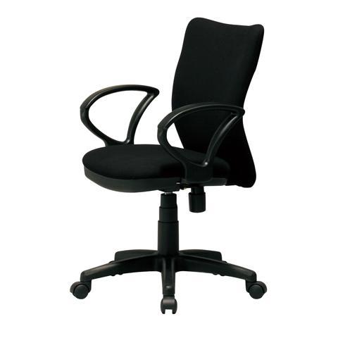 【 法人 送料無料 】 チェア 肘付き 回転 いす いす 椅子 イス SOHO 机 K-922AR