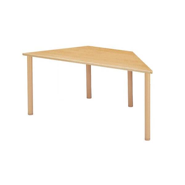 会議テーブル FHO-1878D 台形 オシャレ 養護学校