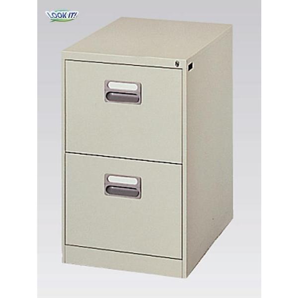 ファイリングキャビネット B4サイズ 書庫 棚 収納 整理 B4-2N