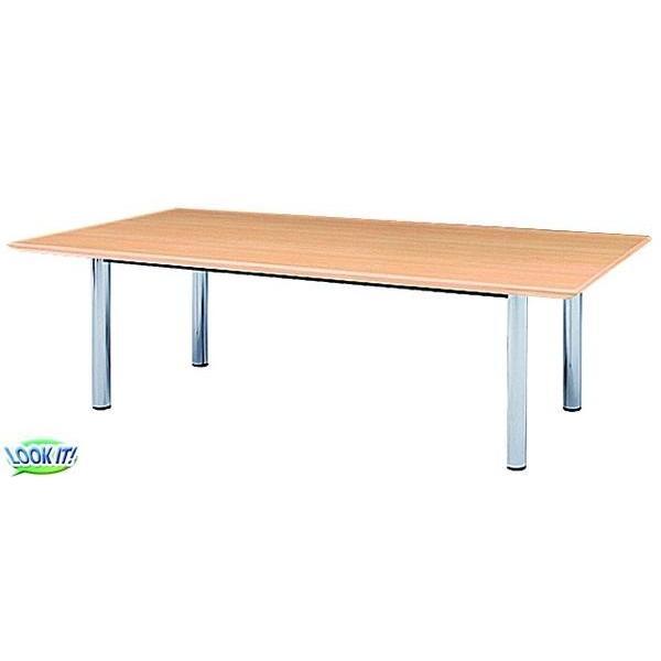 ★新品★ ミーティングテーブル ミーティングテーブル 会議用テーブル 木製 役員用家具 BMW-2110