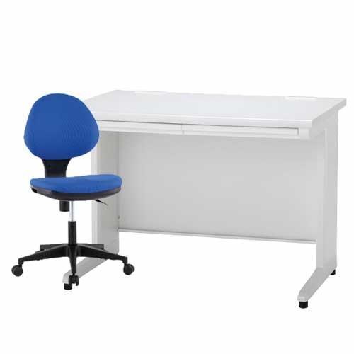 【法人限定】 デスク チェア セット 平机 椅子 ODH-107CSC-1 ODH-107CSC-1