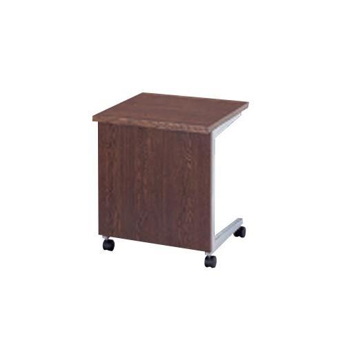 ★新品★ 会議テーブル 幅600mm キャスター付き デスク 机 日本製 オフィス 会議室 テーブル 平机 YKE-6060W