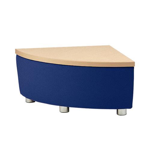ロビーチェア ロビーチェア テーブル付き コーナー用 コーナーソファ テーブルトップスツール システムソファ スツールソファ コーナーテーブル ENYTY-TR
