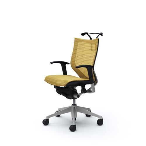 バロン チェア オカムラ オフィスチェア 岡村製作所 キャスター付き 回転椅子 ローバックチェア パソコンチェア デスクチェア シンプルCP84CR 送料無料