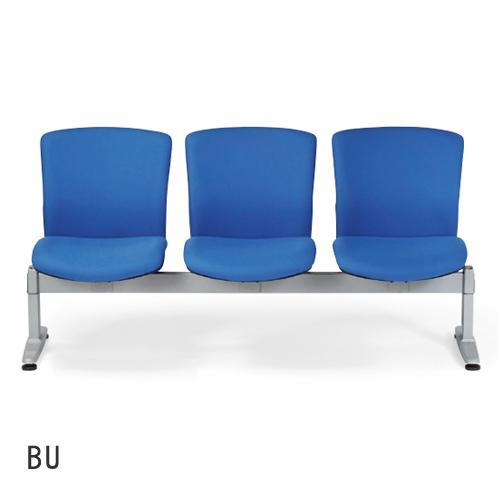 ロビーチェア 3人掛け ウェイティングベンチ 長椅子 ロビーチェア 腰掛け エントランスベンチ トレーニングベンチ 3人用 3人用 病院 福祉施設 LC-683-F 送料無料