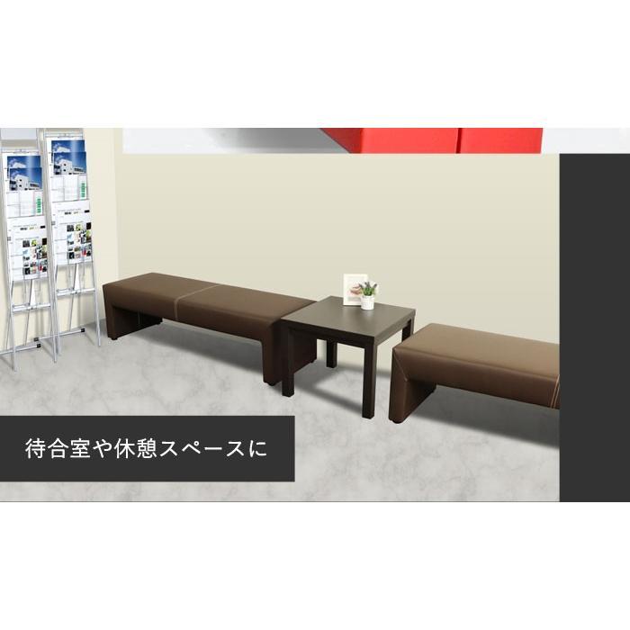 ロビーチェア 待合椅子 幅1500mm 3人掛け 2人掛け 病院 待合室 椅子 いす レザー 長椅子 オフィス ベンチソファー ロビー用チェア CARA-1500 法人送料無料|lookit|12