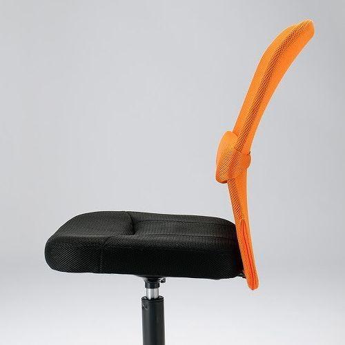 オフィスチェア メッシュチェア 腰痛対策 肘なし おしゃれ 事務椅子 パソコンチェア デスクチェア メッシュ コンパクト 送料無料 VMC-29|lookit|11