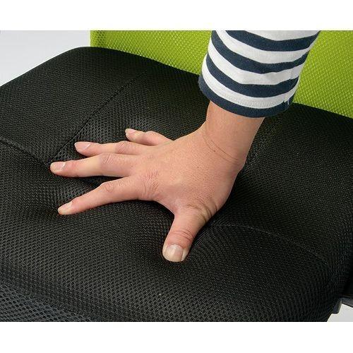 オフィスチェア メッシュチェア 腰痛対策 肘なし おしゃれ 事務椅子 パソコンチェア デスクチェア メッシュ コンパクト 送料無料 VMC-29|lookit|12