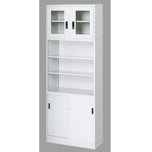 ★soldout★ ユニット書庫 セット ロッカー 本棚 書棚 GM-unit48