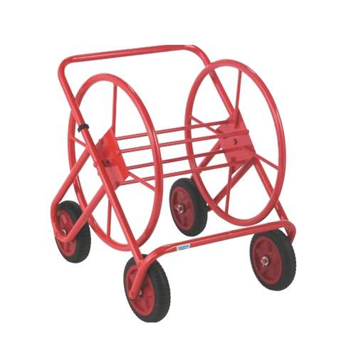 soldout ロープ巻取器 巻き取り器 巻取器 綱引き 移動式 車輪付き フレーム一体溶接 体育用品 備品 綱巻取り器 スポーツ施設 教育施設 備品 S-1630|lookit