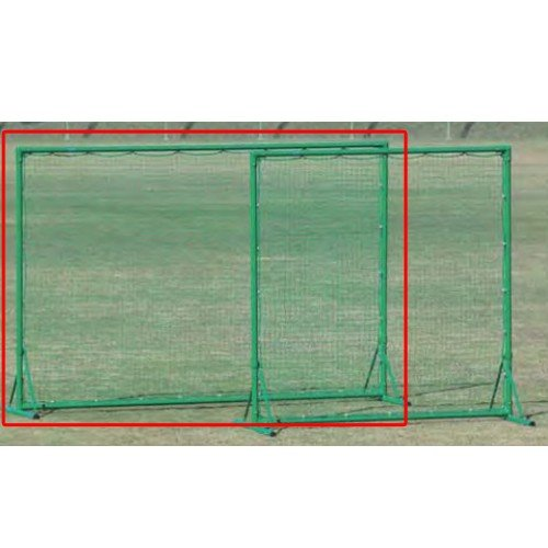 【送料無料】 soldout 防護ネット 2×3m 日本製 アルミ製 ネットフック付き ネット着脱 運動場 教育施設 安全 S-7801, 人気No.1 457eda18
