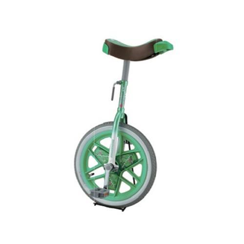一輪車 16インチ 小学校 子ども キッズ 自転車 ユニサイクル スポーツ 学童 小学校 幼稚園 保育園 女の子 パステルカラー ブリヂストン 屋外 S-9106-09|lookit