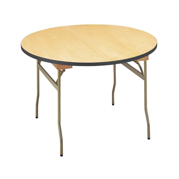 折り畳みテーブル AS-900R ハカマ付き ハカマ付き 円卓 丸型