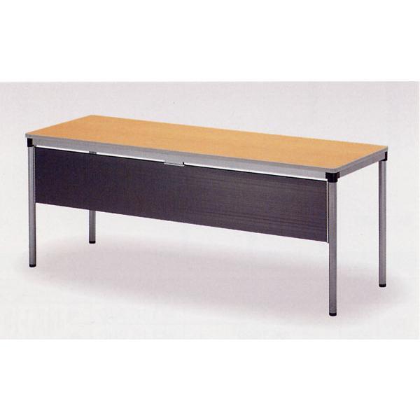 ミーティングテーブル 幕板付き 幕板付き 会議スペース 折り畳み