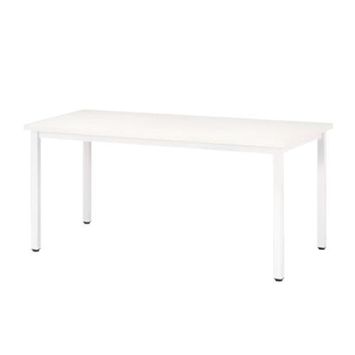 ミーティングテーブル 幅1500mm 奥行750mm 角型 会議テーブル 角型テーブル シンプル オフィステーブル オフィス家具 作業テーブル 事務所 施設 EK-1575