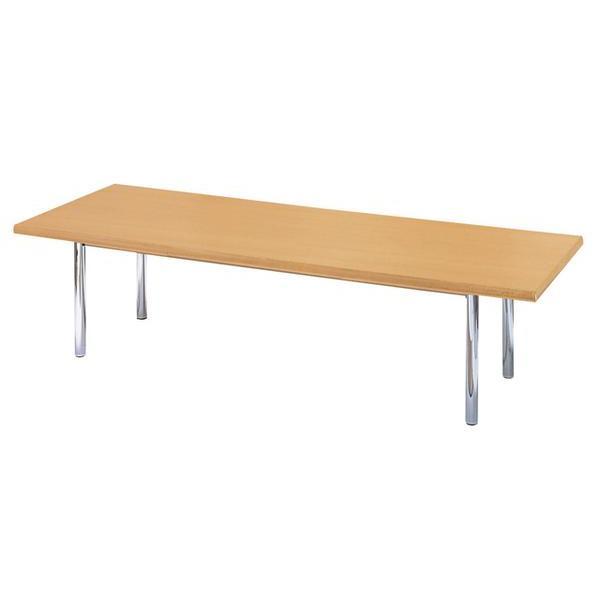 ★新品★ 会議テーブル 会議テーブル MTE-2415K 奥行1500mm 150cm 売れ筋