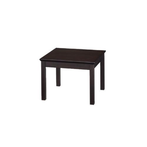 【法人限定】 コーナーテーブル 幅60cm 正方形テーブル ローテーブル 木製テーブル 応接テーブル 応接家具 役員家具 役員家具 ロビー 役員室 会議室 SRT-0660CD