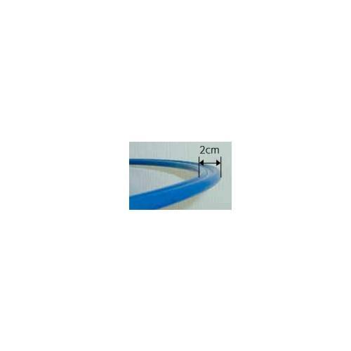 【法人限定】フラフープ 5色1組 外径68cm フラットタイプ 体操リング 樹脂成型品 リング 運動用品 体育用品 レクリエーション フラットフープ70 B2453 B-2453|lookit|02