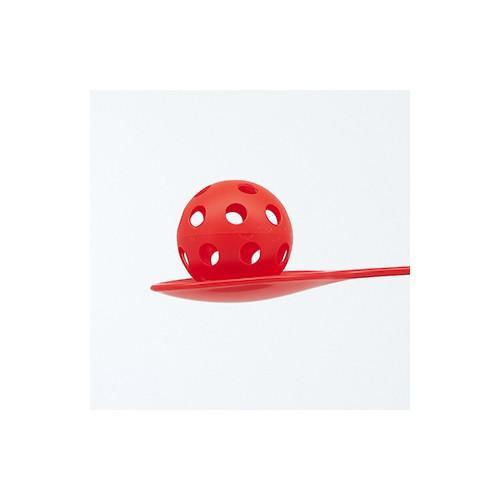 【法人限定】スプーンリレー 6色セット レクリエーション 運動用品 体育用品 ゲーム リハビリテーション 教育施設 介護施設 B2680 B-2680|lookit|02