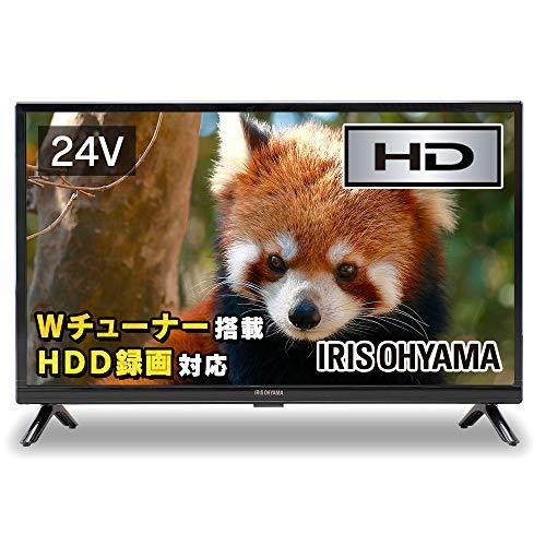 セール商品 アイリスオーヤマ 24V型 液晶テレビ 24WB10 ハイビジョン 外付HDD録画対応 裏番組録画対応 新商品